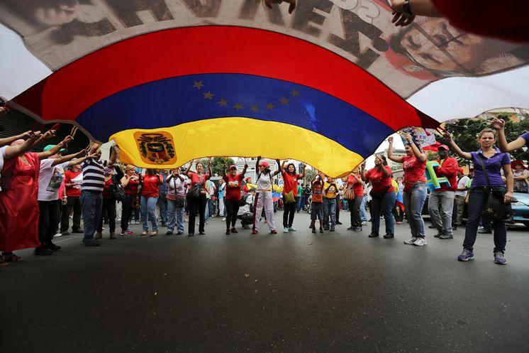 """Η Βενεζουέλα αντιστέκεται στην """"Ουκρανοποίησή"""" της"""