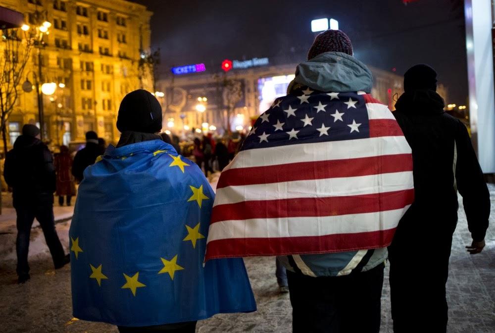 ΜΠΡΟΣΟΥΡΑ-ΑΝΑΛΥΣΗ ΜΕΚΕΑ: To πραξικόπημα της Υπερεθνικής Ελίτ στην Ουκρανία, η Ρωσική αντίδραση και η στάση της «Αριστεράς»
