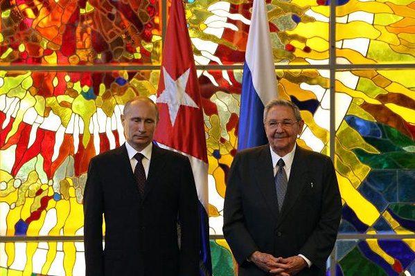 Η Κούβα στηρίζει τη Ρωσία στον κοινό αγώνα με τη Συρία