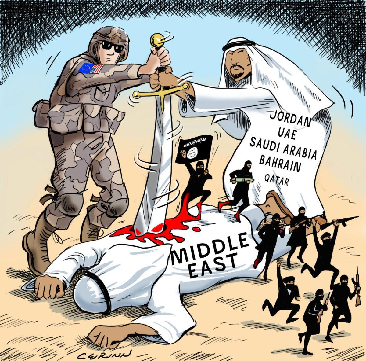 Ανακοίνωση ΜΕΚΕΑ: Θέσεις για την πραγματική, Υπερεθνική Τρομοκρατία και την Ισλαμική τρομοκρατία