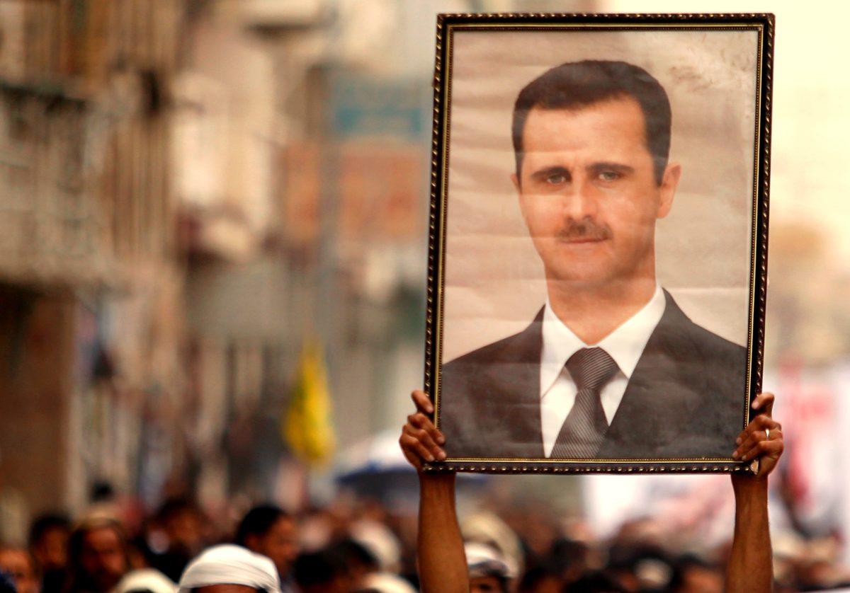 Η «Μαρξιστική» αγυρτεία του Χρήστου Κεφαλή, ο Άσαντ  και ο «αριστερός» φασισμός