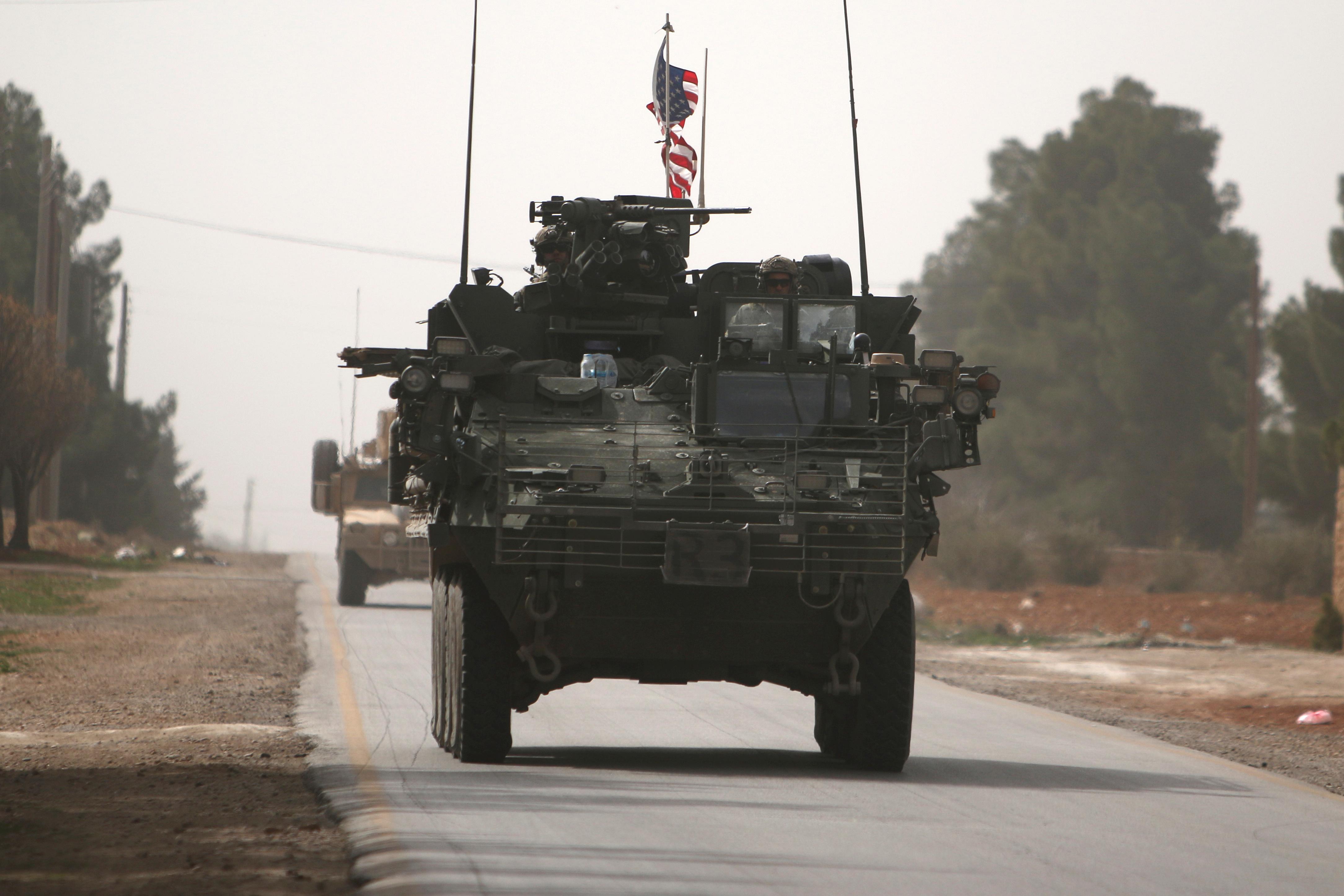 Οι εξελίξεις στο Συριακό και η στάση του Τραμπ