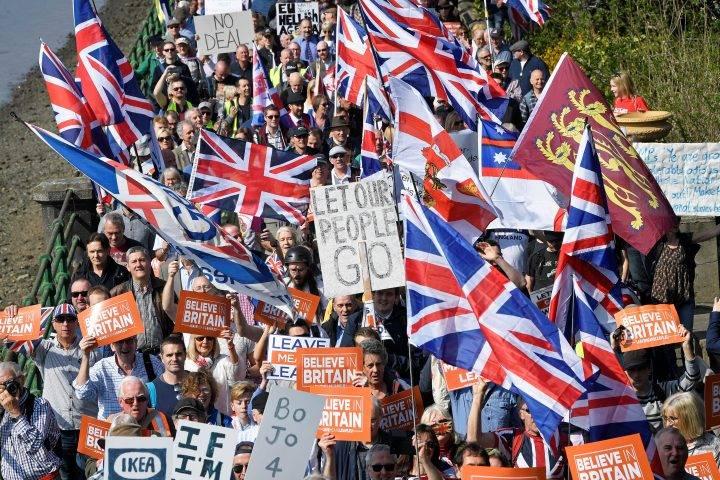 Ανακοίνωση ΜΕΚΕΑ: Τα εργατικά στρώματα στη Βρετανία άνοιξαν τον δρόμο για πανευρωπαϊκό αγώνα ενάντια στην παγκοσμιοποίηση