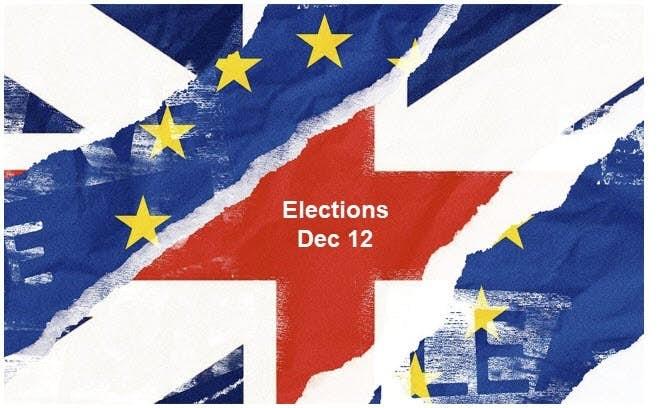 Ανακοίνωση ΜΕΚΕΑ: Γιατί είναι κρίσιμες οι Βρετανικές εκλογές