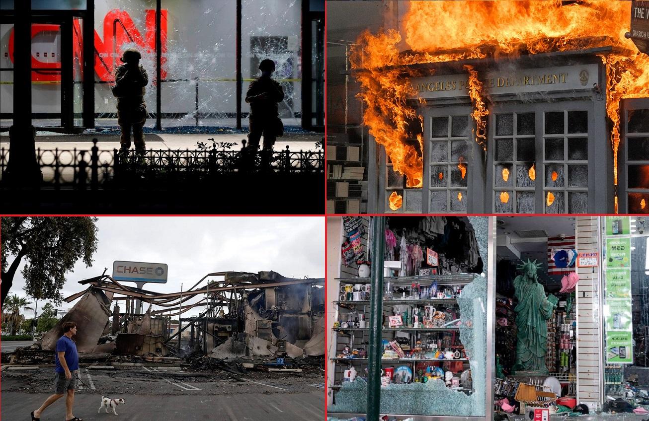 """Ανακοίνωση ΜΕΚΕΑ: Παγκοσμιοποίηση, η """"Μαύρη Εξέγερση"""" και η «Αριστερά»"""