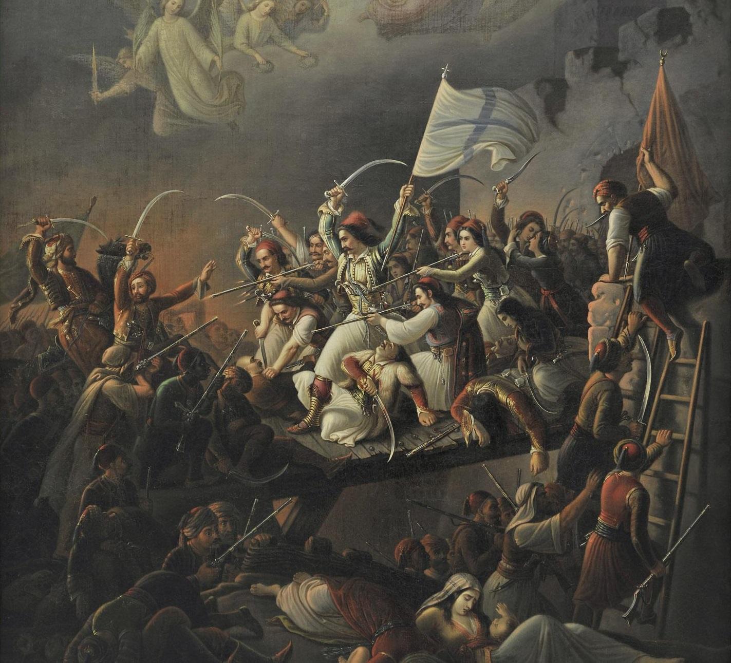 Ανακοίνωση ΜΕΚΕΑ: Το 1821 έγινε το πρώτο βήμα για την Εθνική και Κοινωνική Κυριαρχία, που βραχυκυκλώθηκε από τις ξένες και ντόπιες ελίτ – Χρέος μας να συνεχίσουμε την Επανάσταση