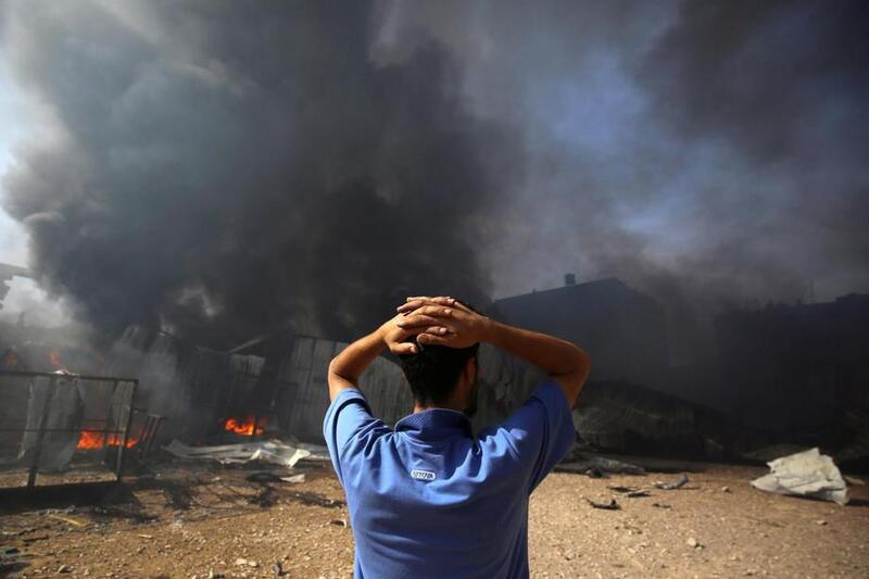 Ανακοίνωση ΜΕΚΕΑ: Η ολοκλήρωση της σιωνιστικής κατάκτησης της Παλαιστίνης